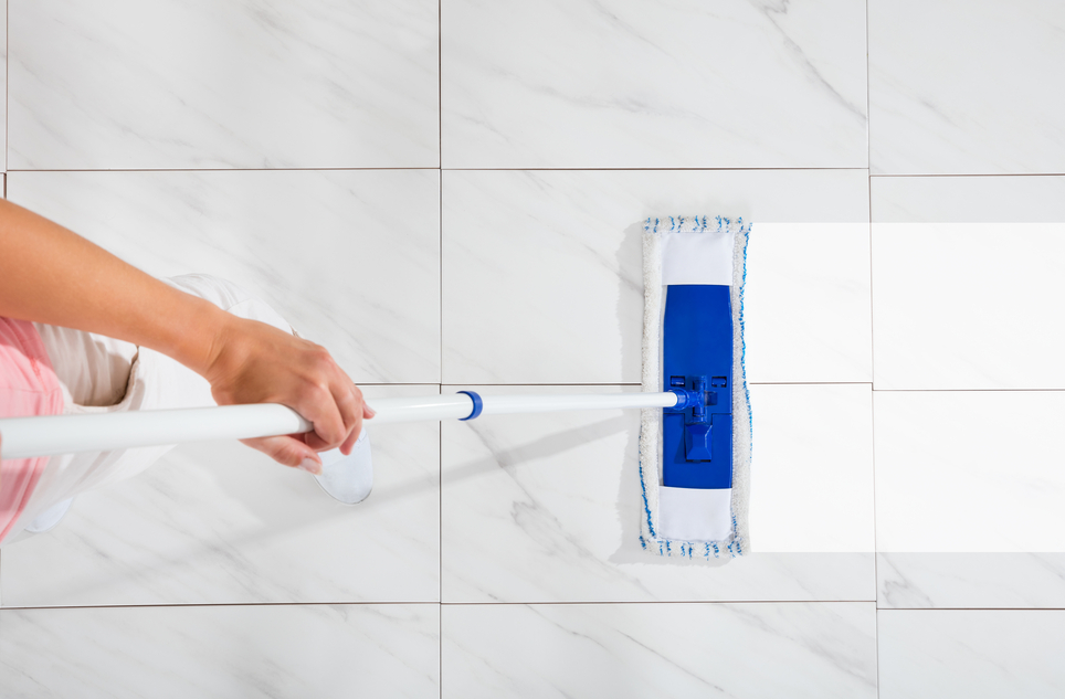 How to Clean a Tile Floor?
