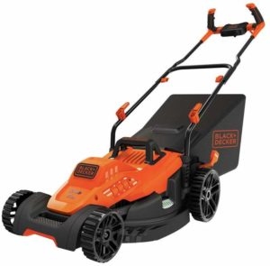 BLACK+DECKER BEMW482BH ELECTRIC LAWNMOWER
