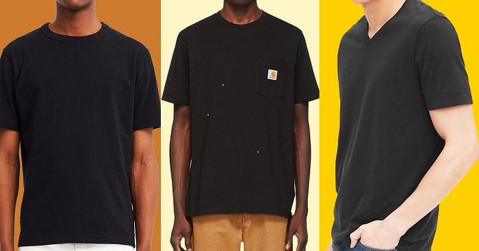 Experimental Tips To Revamp Your Black Tee Style