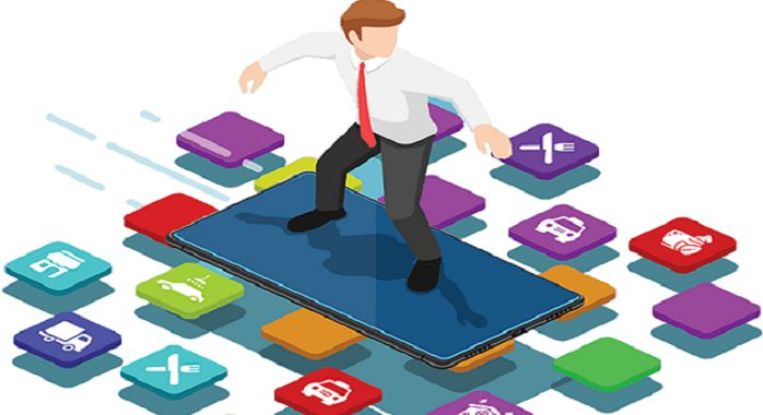 on demand multi service app