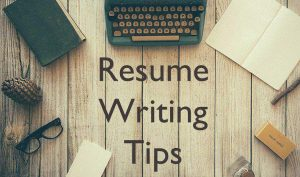 Tips to create a Professional CV