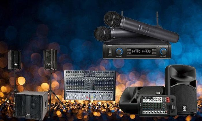 What is PA System and how to Booking Your PA System Rental