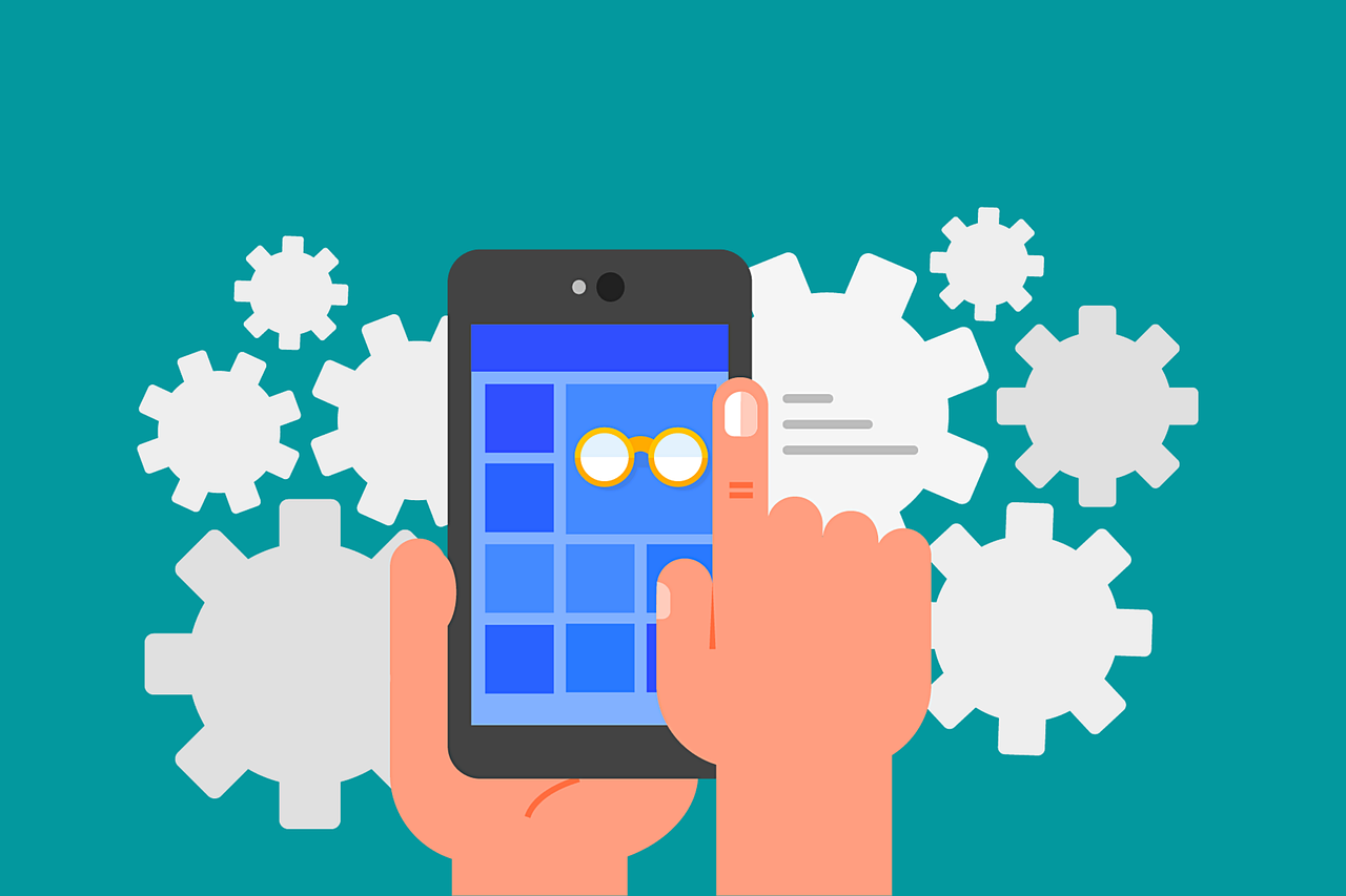 mobile apps for ecommerce store